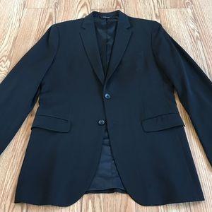 Banana Republic Italian Wool Blazer Tailored Fit